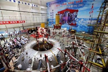 China está desarrollando su propia versión de Tokamak
