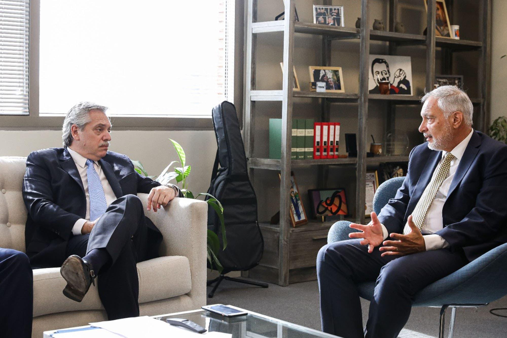 Un banco de desarrollo le prometió a Alberto Fernández un crédito por US$1600 millones