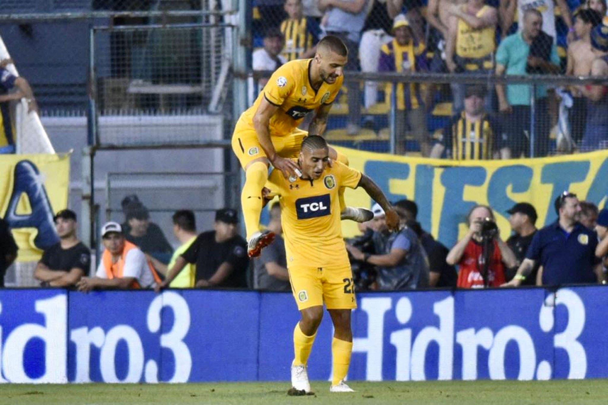 Rosario Central-Boca, por la Superliga: el equipo de Alfaro pierde en el Gigante de Arroyito