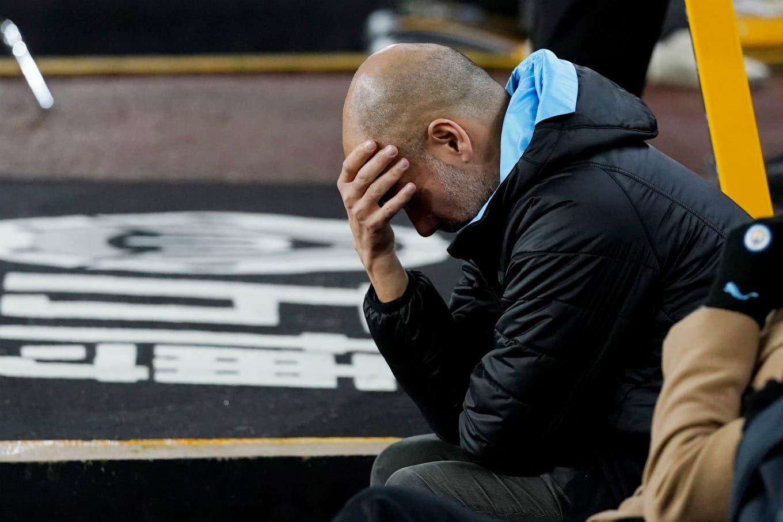 Premier League: Kun Agüero volvió a ser titular, duró sólo 13 minutos y Manchester City perdió un partido increíble