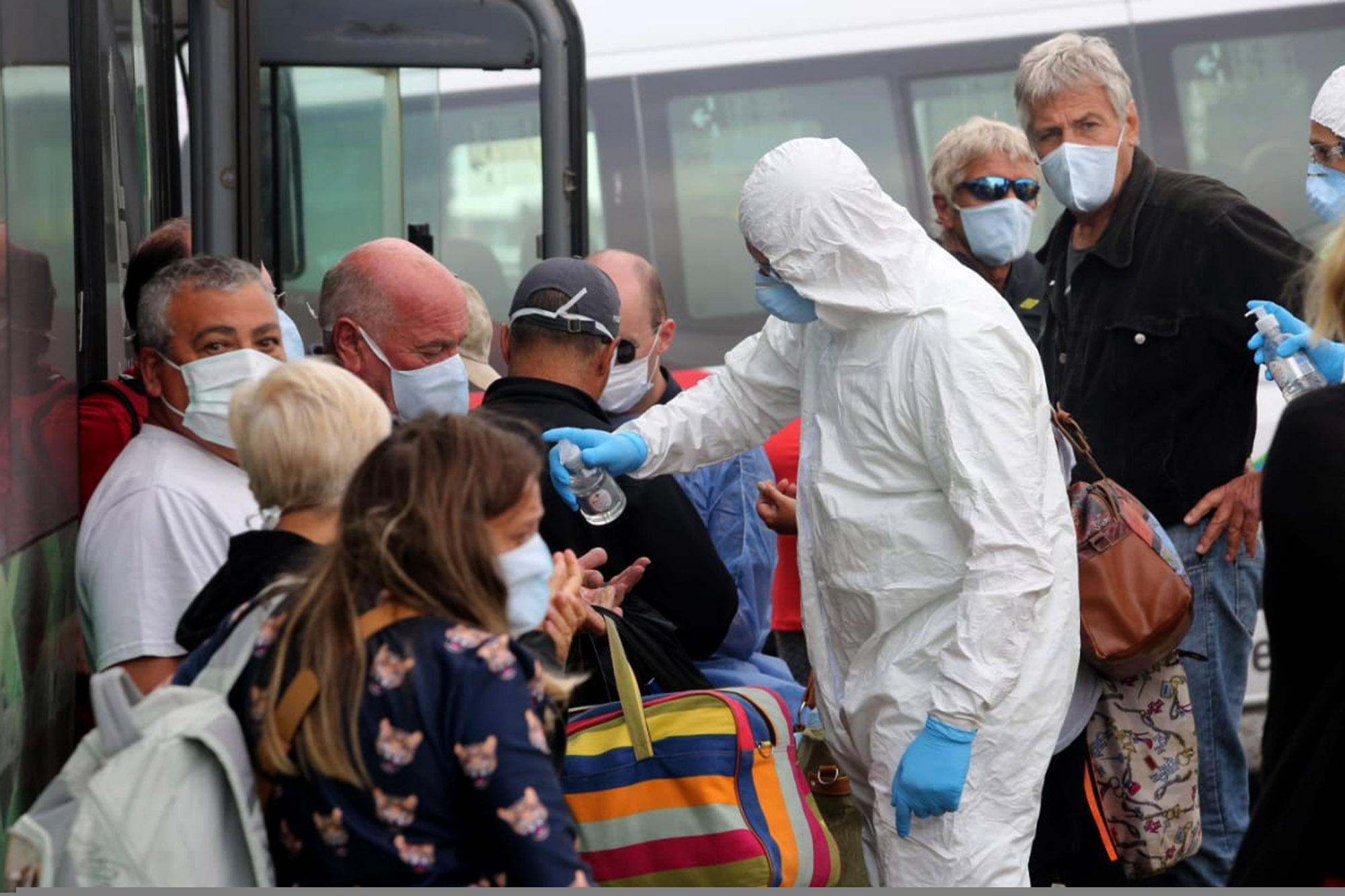 Coronavirus en la Argentina: R, el número que tiene en vilo a Fernández, Rodríguez Larreta y Kicillof