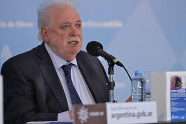 El ministro de Salud advirtió que no todos cumplieron con el aislamiento del 1 al 17 de junio