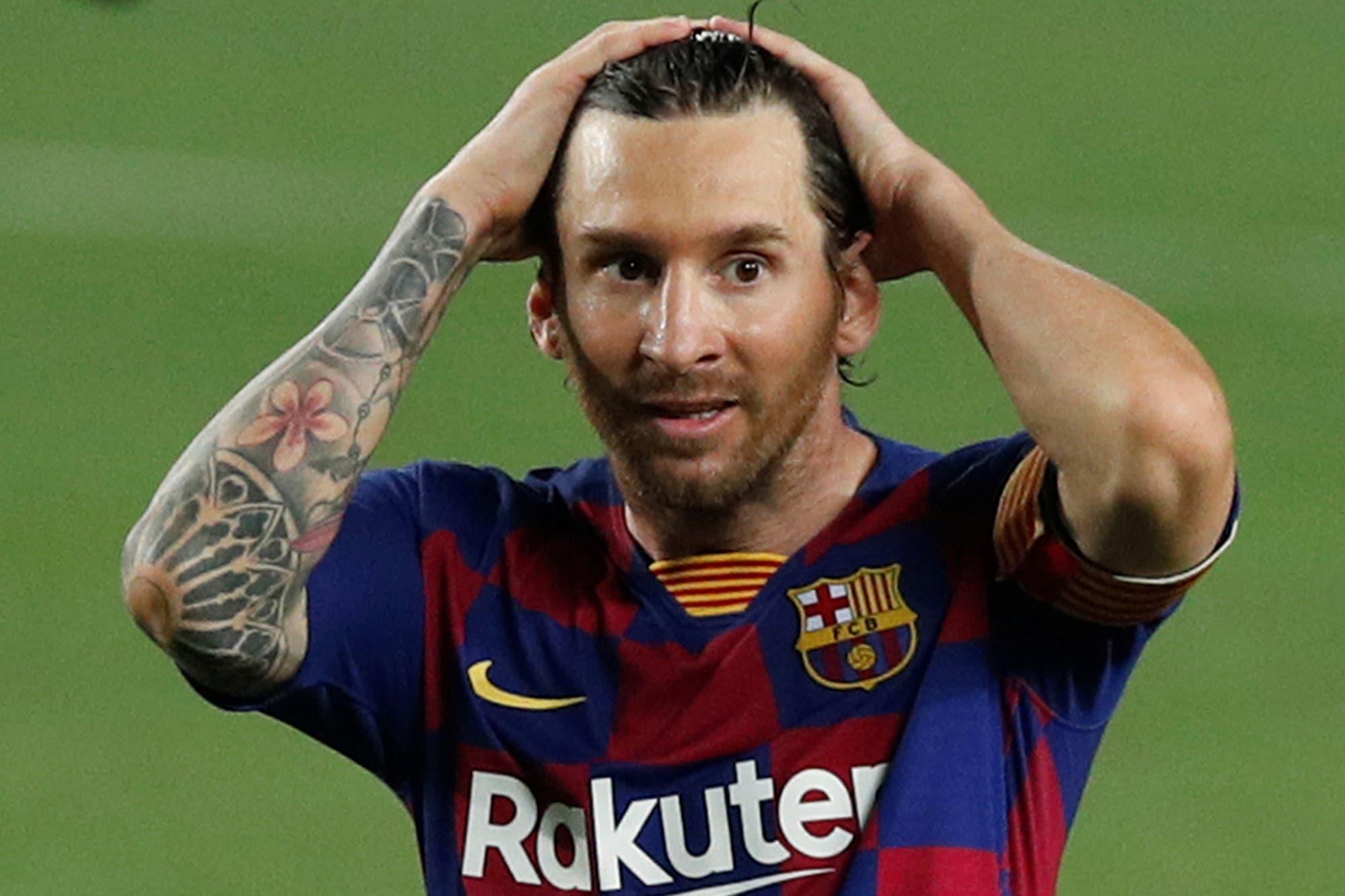 Lionel Messi y Barcelona, en un momento delicado: se frenó la renovación de su contrato