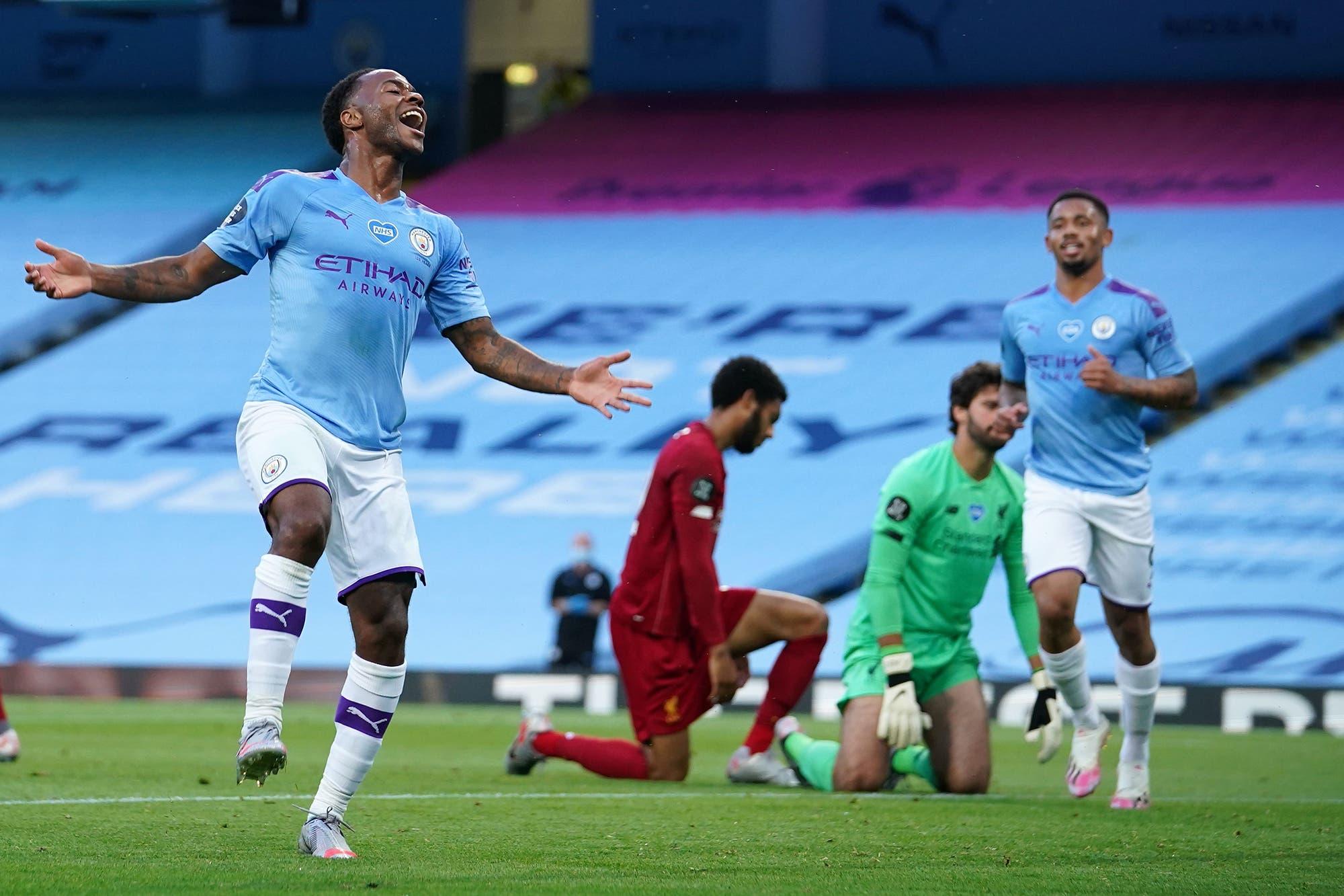 Una paliza: Manchester City goleó por 4-0 a Liverpool, el campeón, y se tomó una pequeña venganza en la Premier League