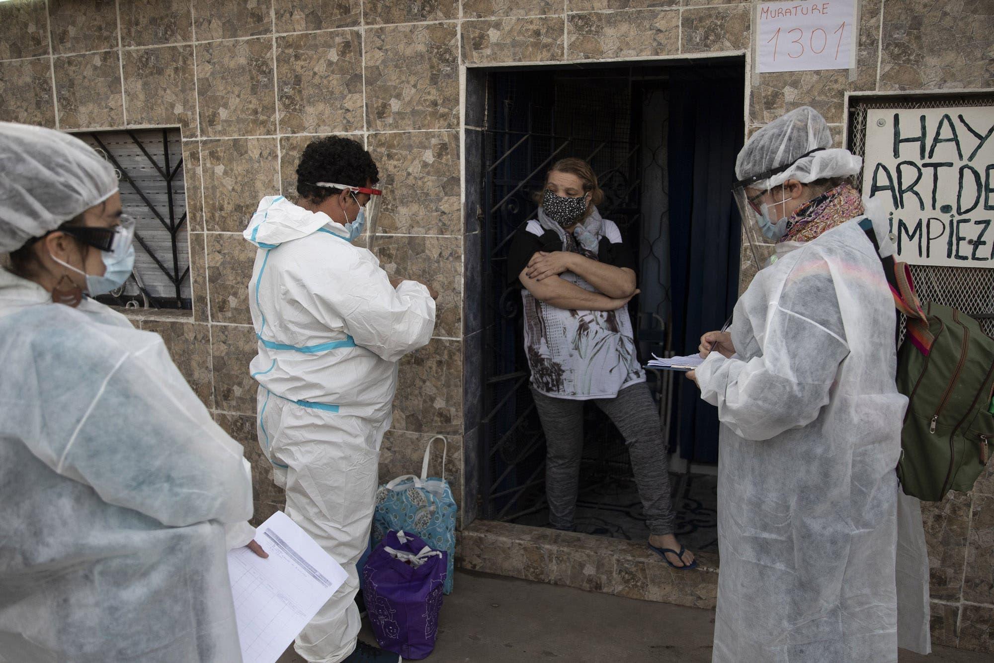 Coronavirus en la Argentina: registran 165 muertos y 6365 casos en el día