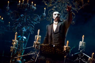 El fantasma de la ópera estuvo 34 años en cartel en el Her Majesty de Londres, hasta que se decretó la cuarentena