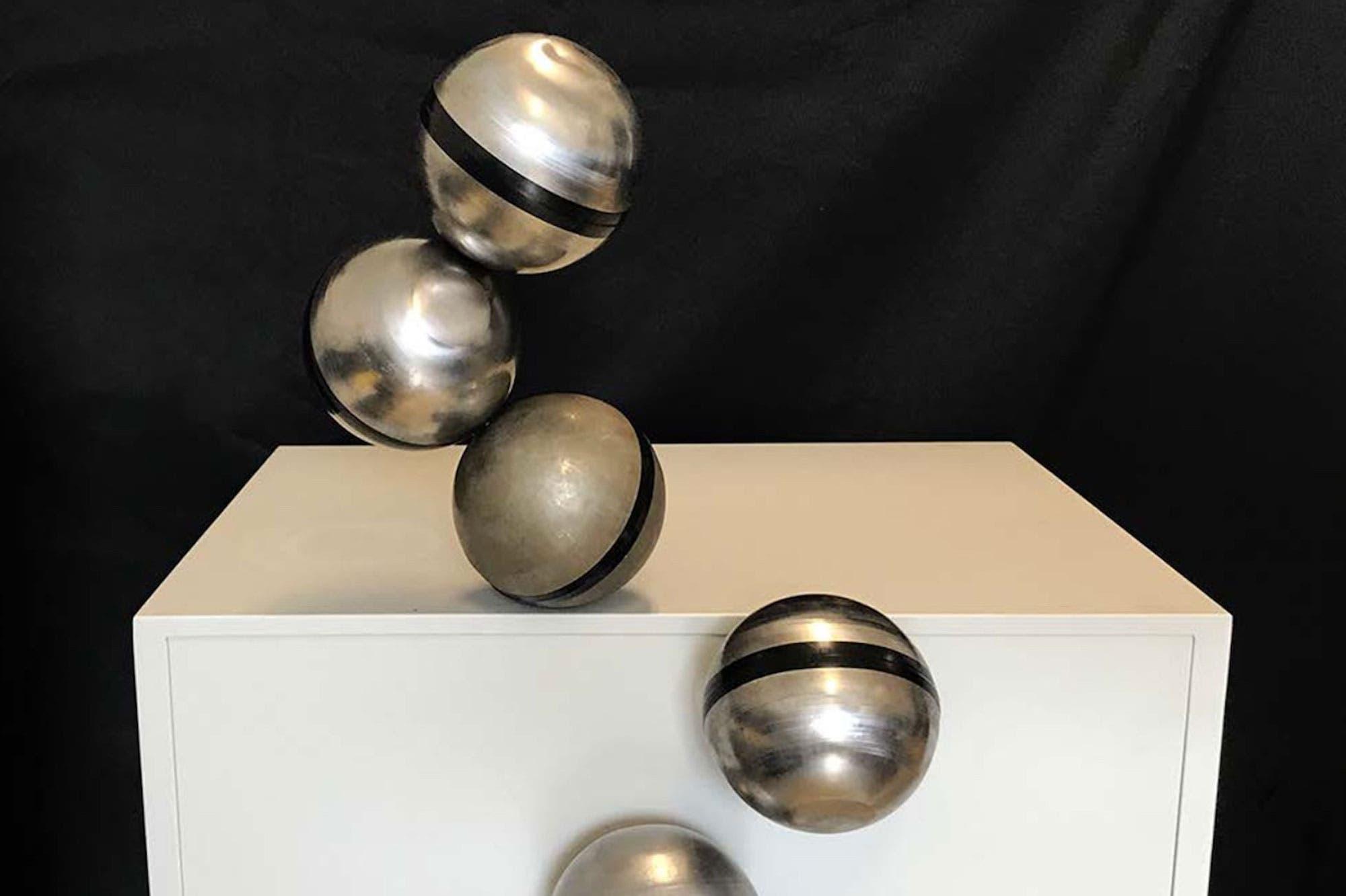 FreeBOT: este es el robot modular que se arma con esferas magnéticas