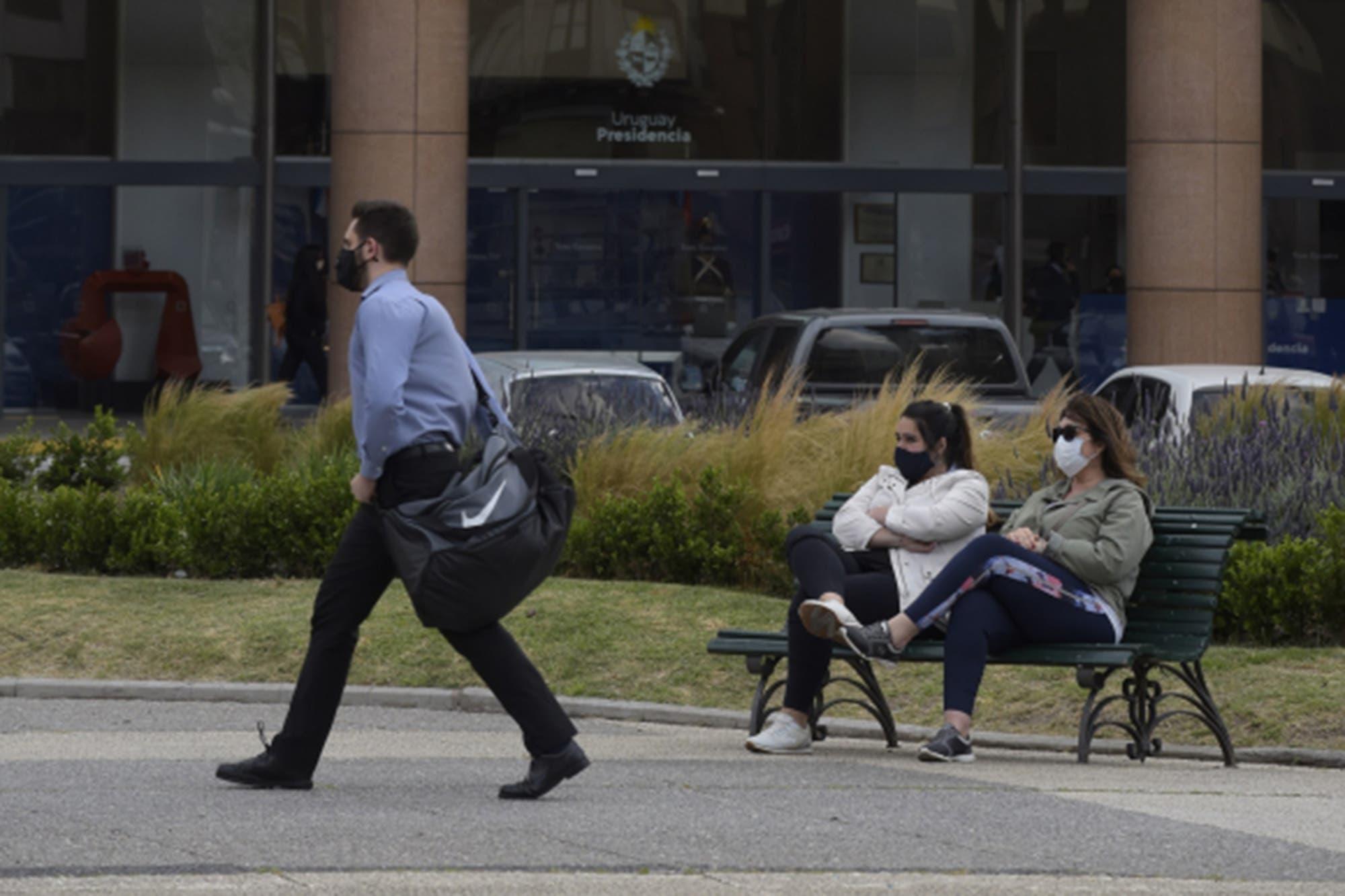 Coronavirus. Alarma en Uruguay: lanza nuevas medidas para frenar el aumento de casos