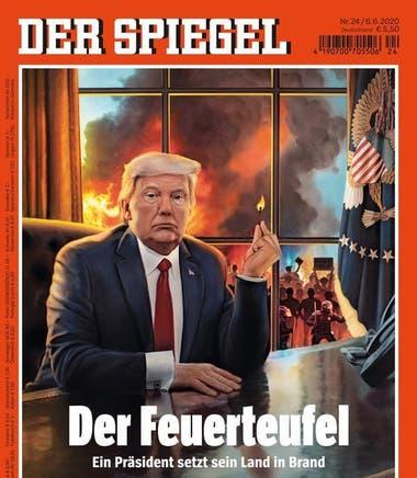 La revista alemana Der Spiegel