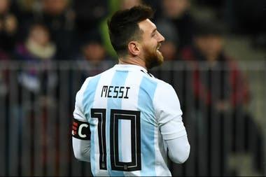 Lionel Messi arribará al país junto con otros cuatro futbolistas que actúan en España