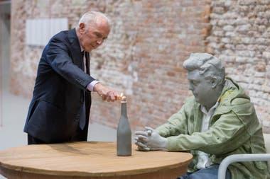 El megamillonario es dueño de Christies y posee una colección de más de 4 mil piezas contemporáneas