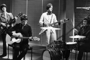 The Kinks en los años 60 y en medio del estallido del Swinging London