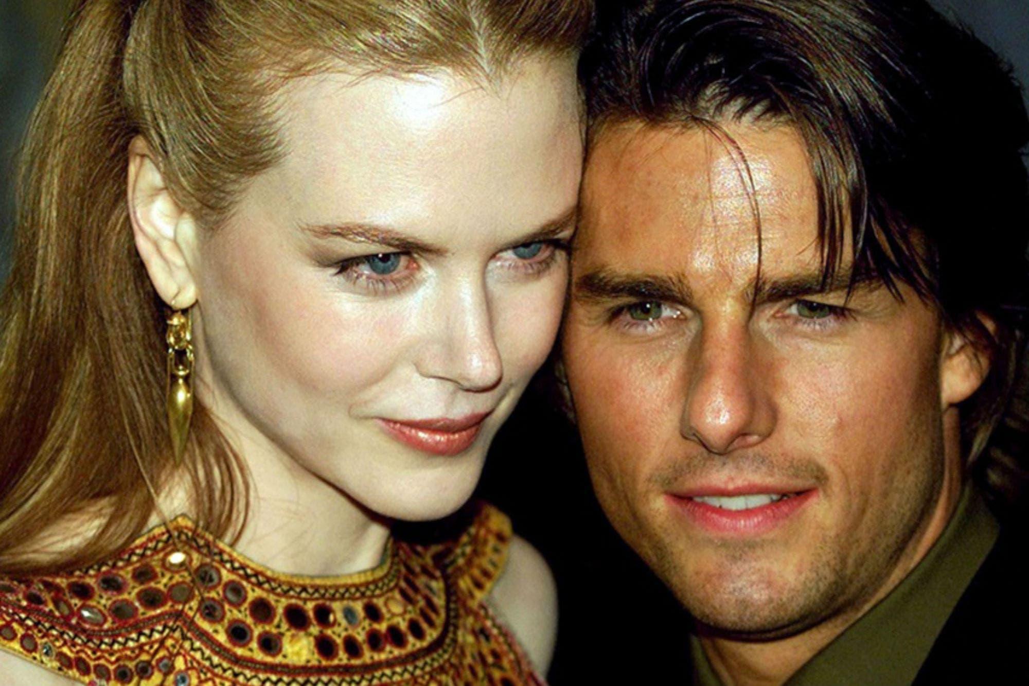 Nicole Kidman aseguró que su matrimonio con Tom Cruise evito que fuese acosada