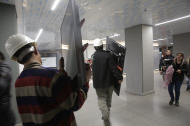 El objetivo es que la tradicional estación, por la que pasan medio millón de pasajeros diarios, recupere la magnificencia de antaño.