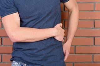 molestia parte baja izquierda del abdomen
