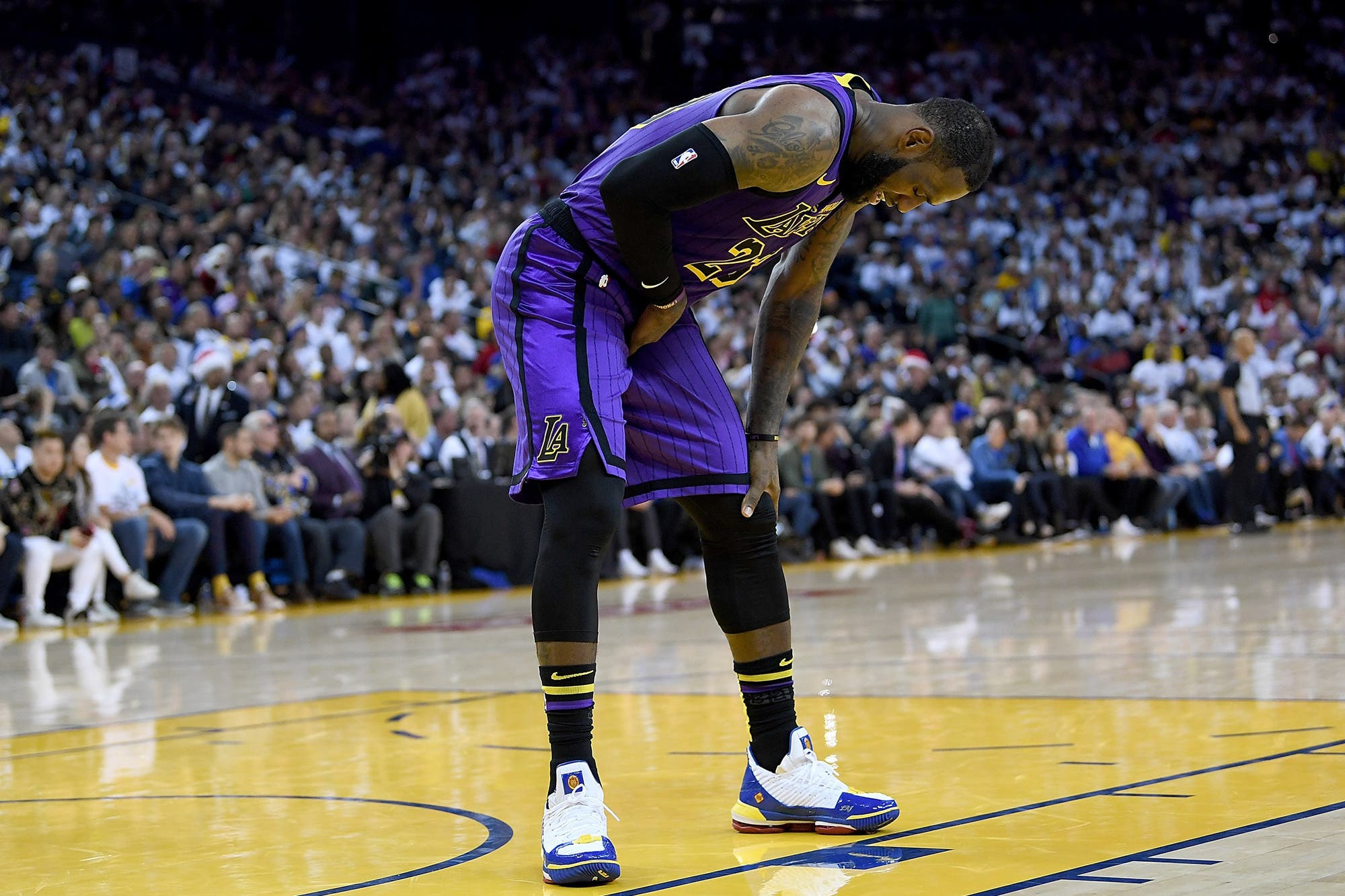 A LeBron James se le cortó en la NBA una racha que otro jugador mantuvo durante ¡14 años!