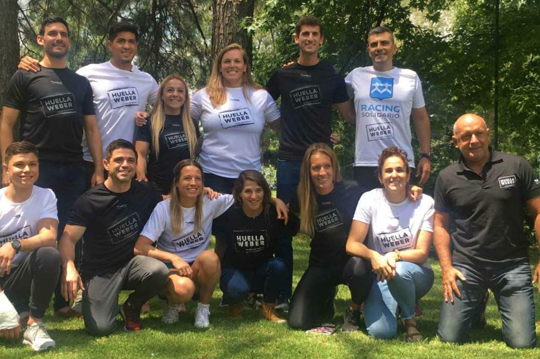 La millonaria acción solidaria de 13 deportistas argentinos en Navidad