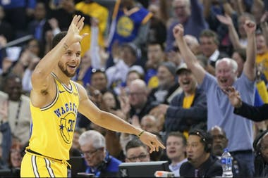 Stephen Curry, el crack de Golden State Warriors