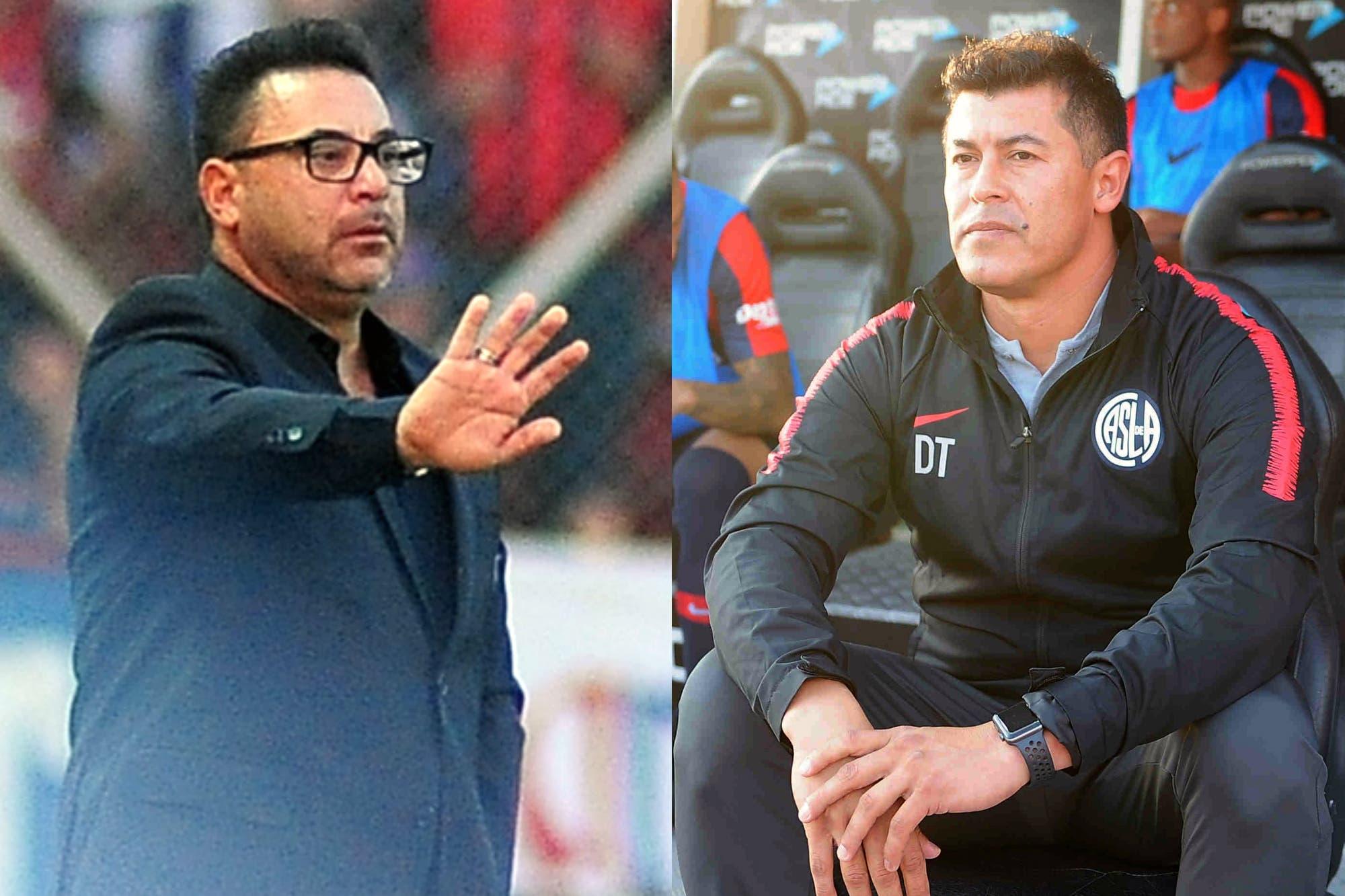 Huracán-San Lorenzo: qué se juegan Mohamed y Almirón en el clásico
