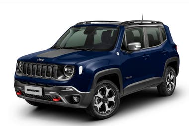 El Jeep Renegade 2019
