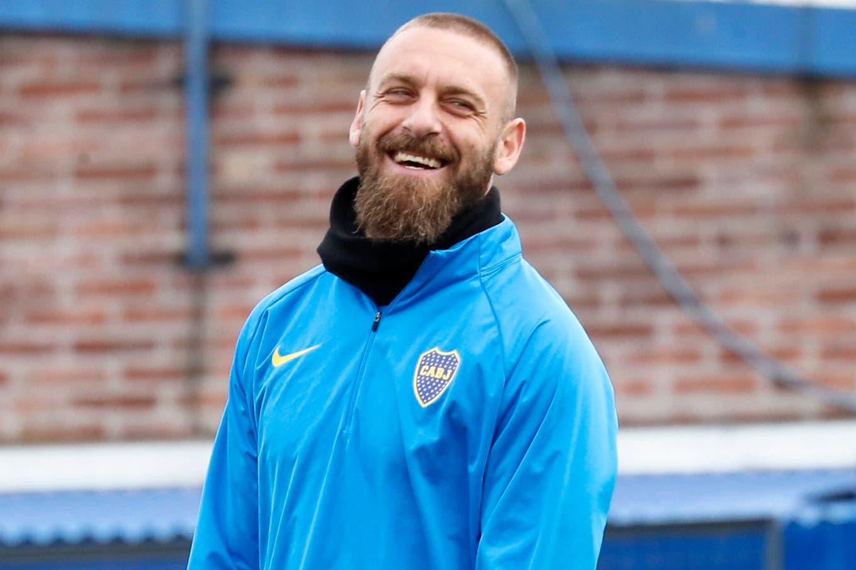 Daniele De Rossi debuta en Boca al lado de Nicolás Capaldo: el abismo que existe entre los dos