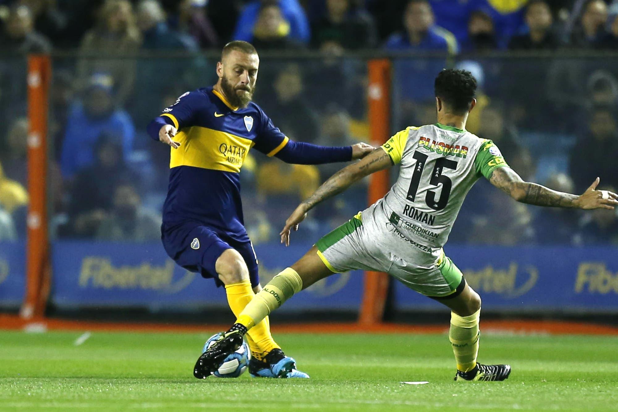 De Rossi se dio el gusto: cómo vivió su primer partido con Boca en la Bombonera