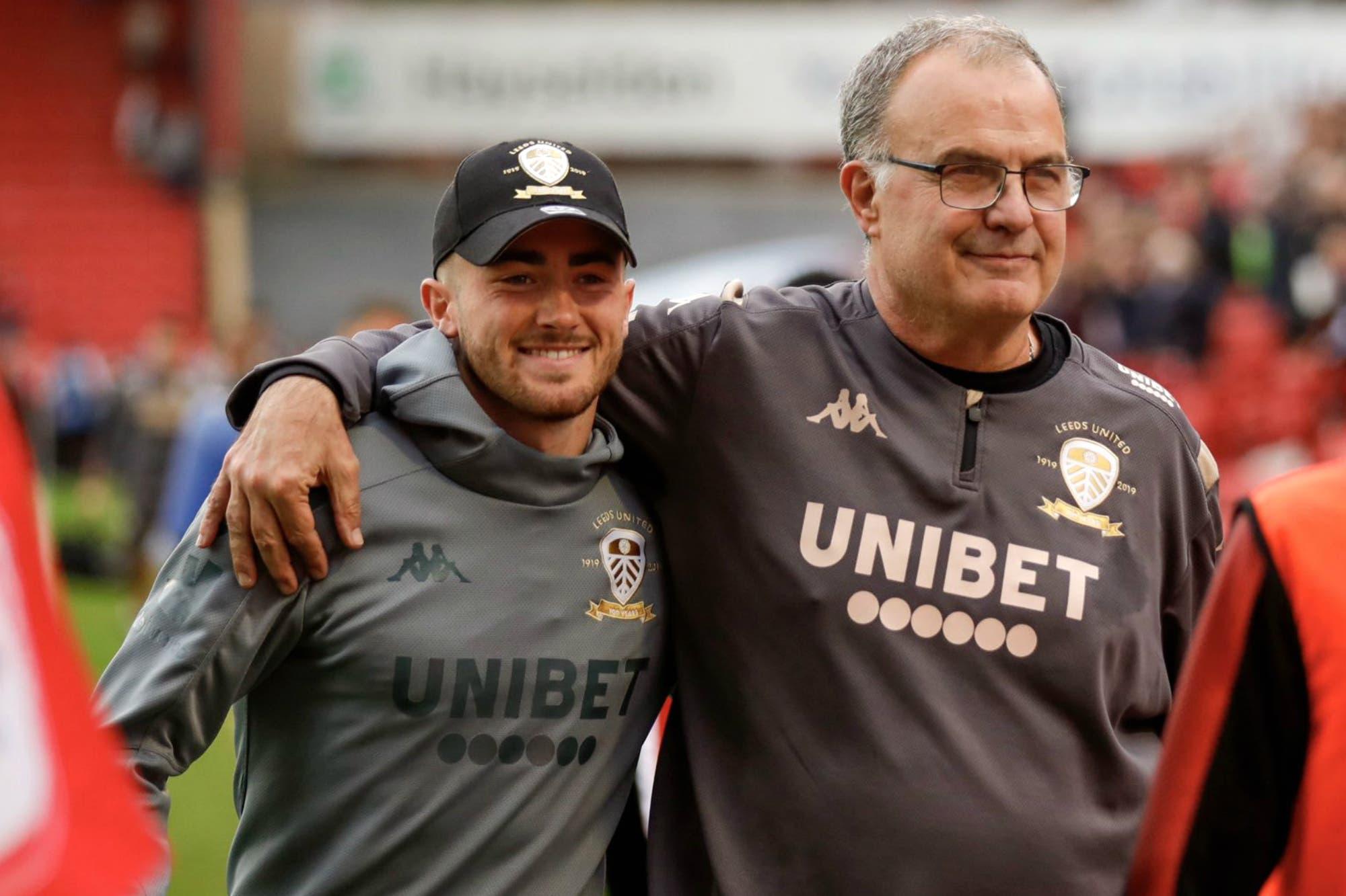"""Marcelo Bielsa dijo que Leeds ganó un """"partido hermoso"""" para volver a la punta"""