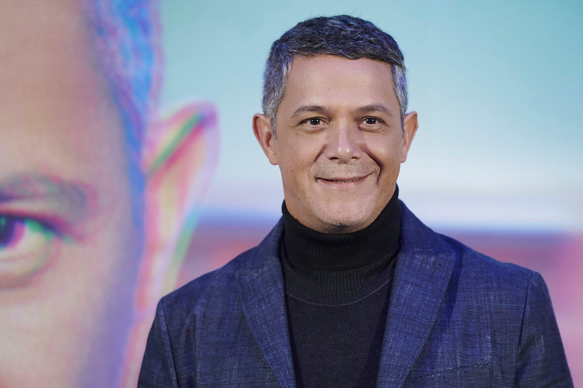 Alejandro Sanz, favorito de los Latin Grammy, vendrá a Buenos Aires en febrero