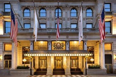 El Hotel Plaza en Nueva York