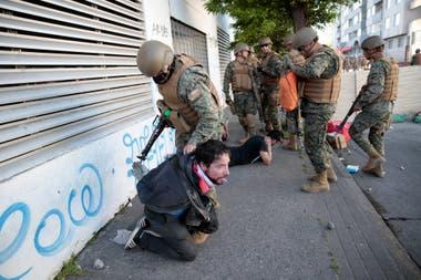 Aumentaron las denuncias por represión y detenciones ilegales