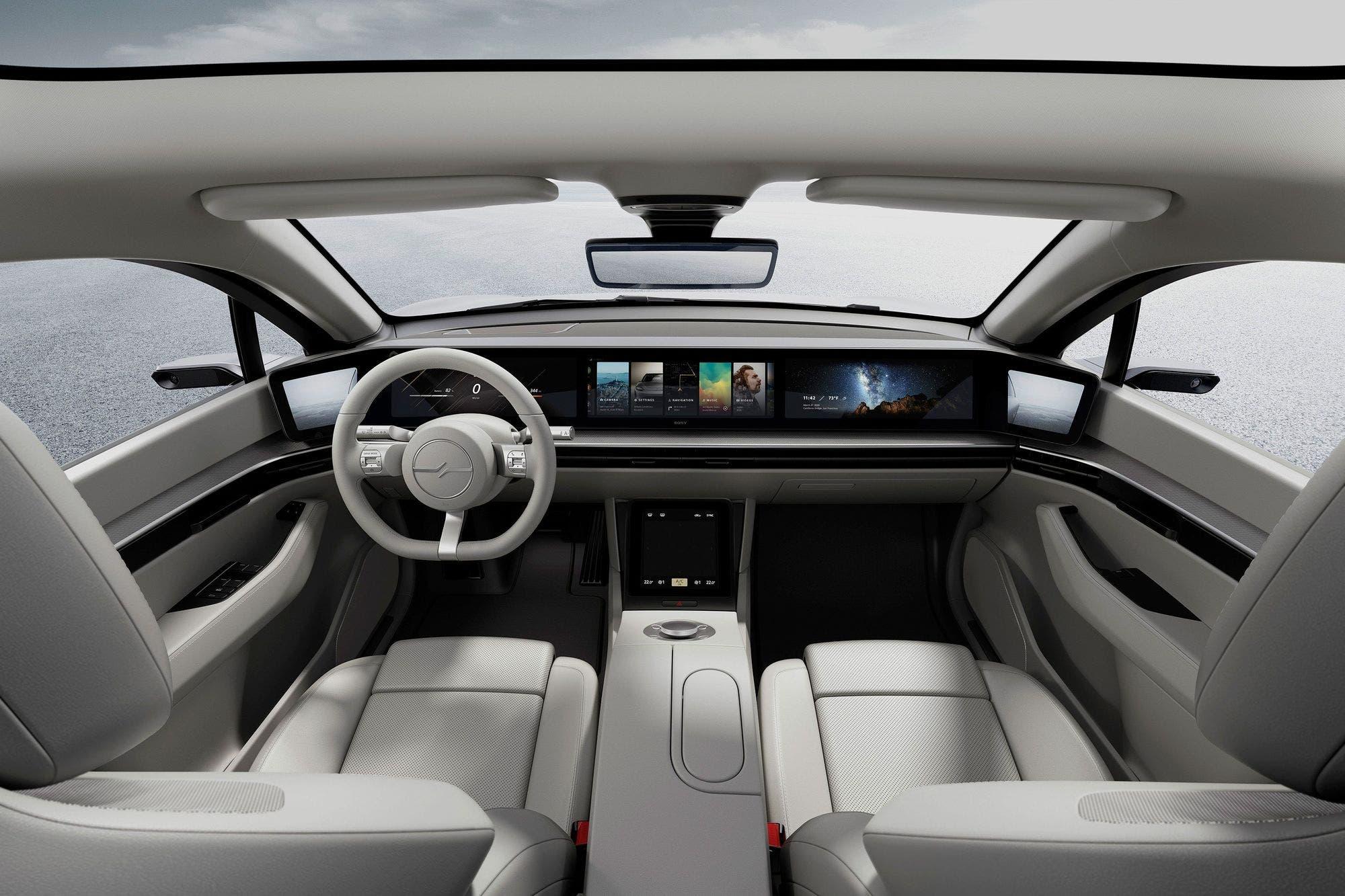 CES 2020: ¿Por qué Sony presentó un auto eléctrico, el Vision S?