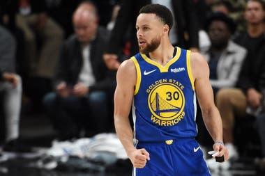 Stephen Curry, el regreso más esperado en Golden State Warriors justo antes de la cuarentena