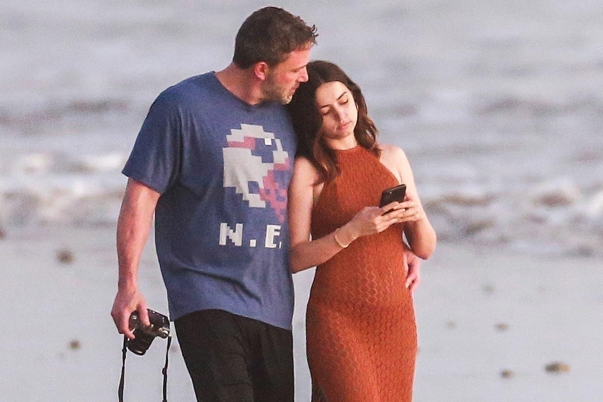 Las fotos que confirman el romance de Ben Affleck y Ana de Armas