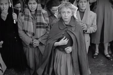 La Strada de Fellini