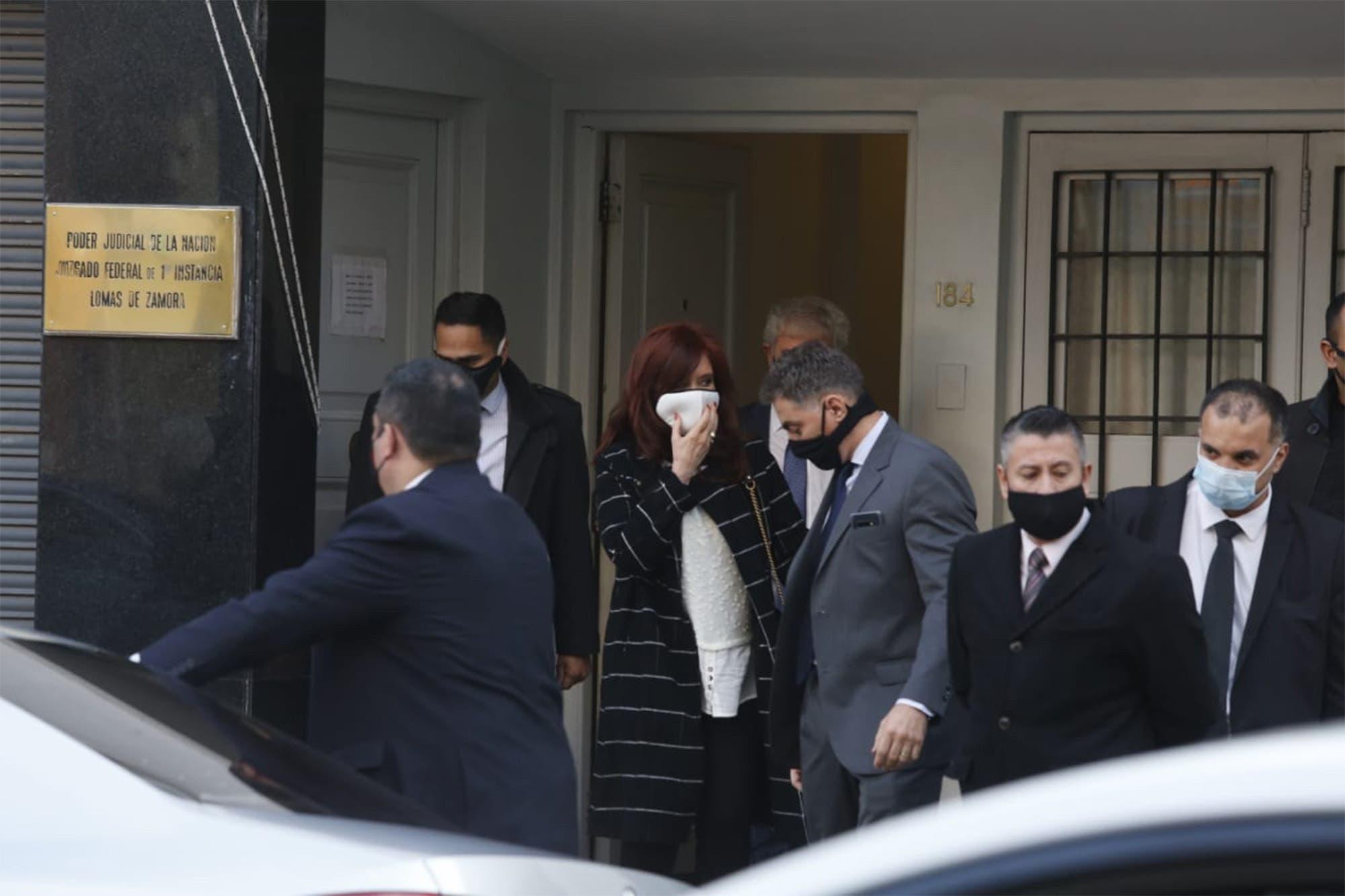 Espionaje ilegal: Cristina Kirchner accedió a las presuntas evidencias y evalúa presentarse como querellante