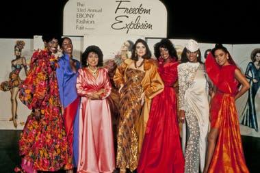 Ebony Fashion Fair en su esplendor
