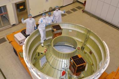 La empresa arrancó en 2010 con apoyo del ministerio de Ciencia y el INVAP