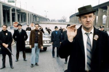 Gene Hackman Contacto en Francia