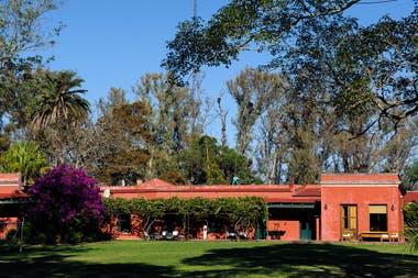 Aire libre y pocos pasajeros,la propuesta de la estancia La Violeta, de Entre Ríos