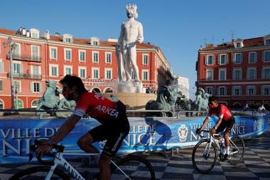 Niza es el punto de partida en el Tour 2020; habitualmente, la carrera comienza en otro país, pero en el año del coronavirus se desarrollará complemente en Francia.