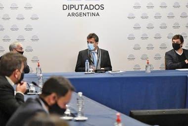 """Sergio Massa aventura una aprobación """"con lo justo"""" de la iniciativa que reforma el sistema de jubilaciones"""