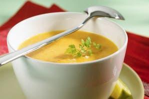 Sopa crema de verduras