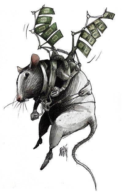 Psicología de la corrupción
