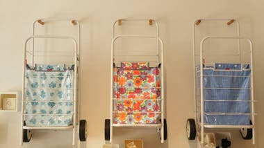 4b47b2b53 Facebook / Los changuitos vintage de Violraviol son una opción para  reemplazar las bolsas de plástico