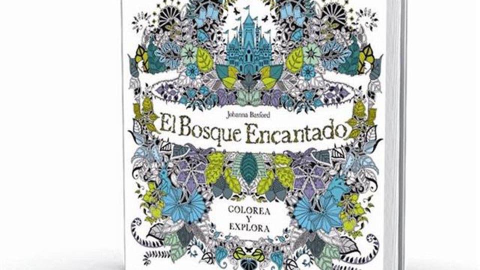 Libros para colorear: un éxito editorial que no respeta las edades ...