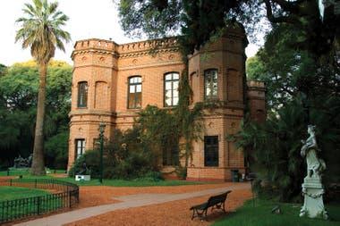 La familia Thays vivió en la casona que se encuentra dentro del Jardín Botánico.