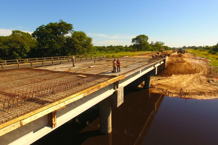 Resultado de imagen para la primera autopista en Formosa