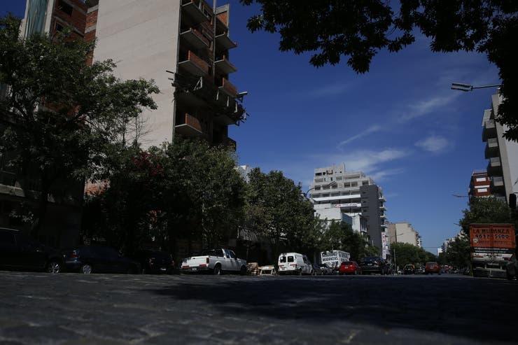 La avenida Juan Bautista Alberdi es uno de los corredores que se posiciona en Flores