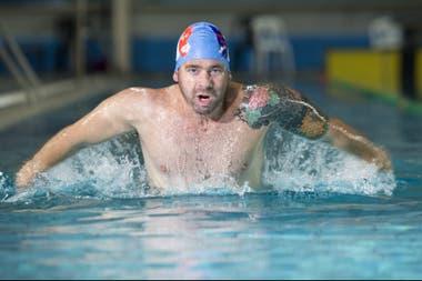 Hernán Sachero lleva ganadas 13 medallas en los Juegos Mundiales de Transplantados