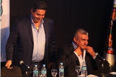 Tapia, que busca una revolución, y Angelici